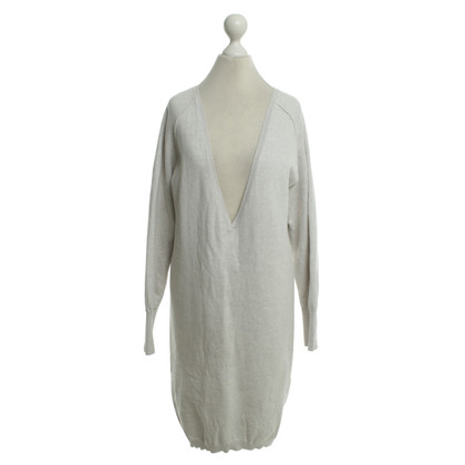 Humanoid Dress in light gray