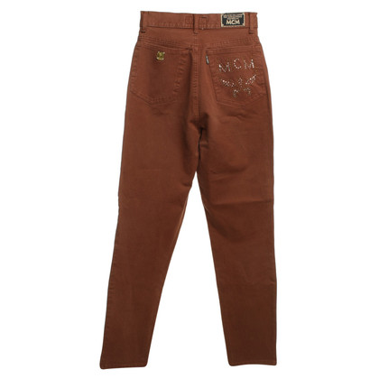 MCM Jeans in Brown