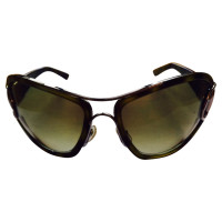 Gucci Sunglasses with green gradient