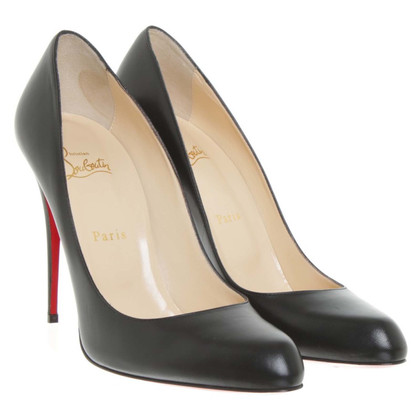 Christian Louboutin pumps with stiletto heel