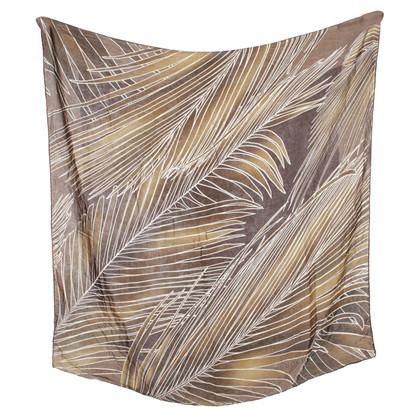 Gucci Zijden sjaal afdrukken