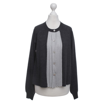Moschino Love Cardigan in Gray