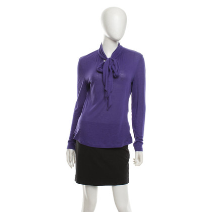 St. Emile Top with a collar collar