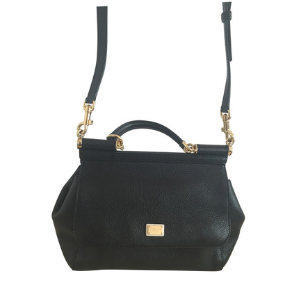 "Dolce & Gabbana ""Medium Miss Sicily Bag"""