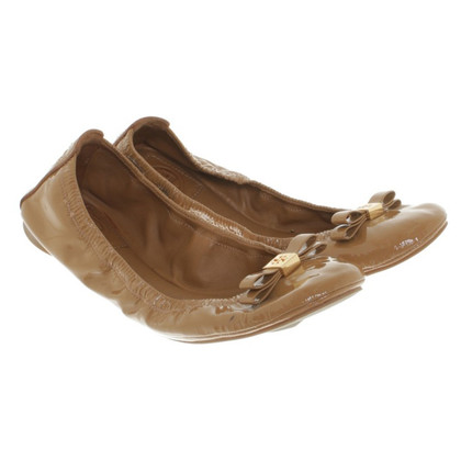 Tory Burch Ballerinas made of patent leather