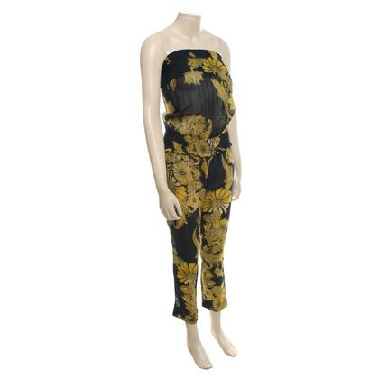Patrizia Pepe Jumpsuit with pattern