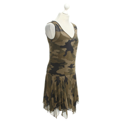 Polo Ralph Lauren Camouflage pattern dress