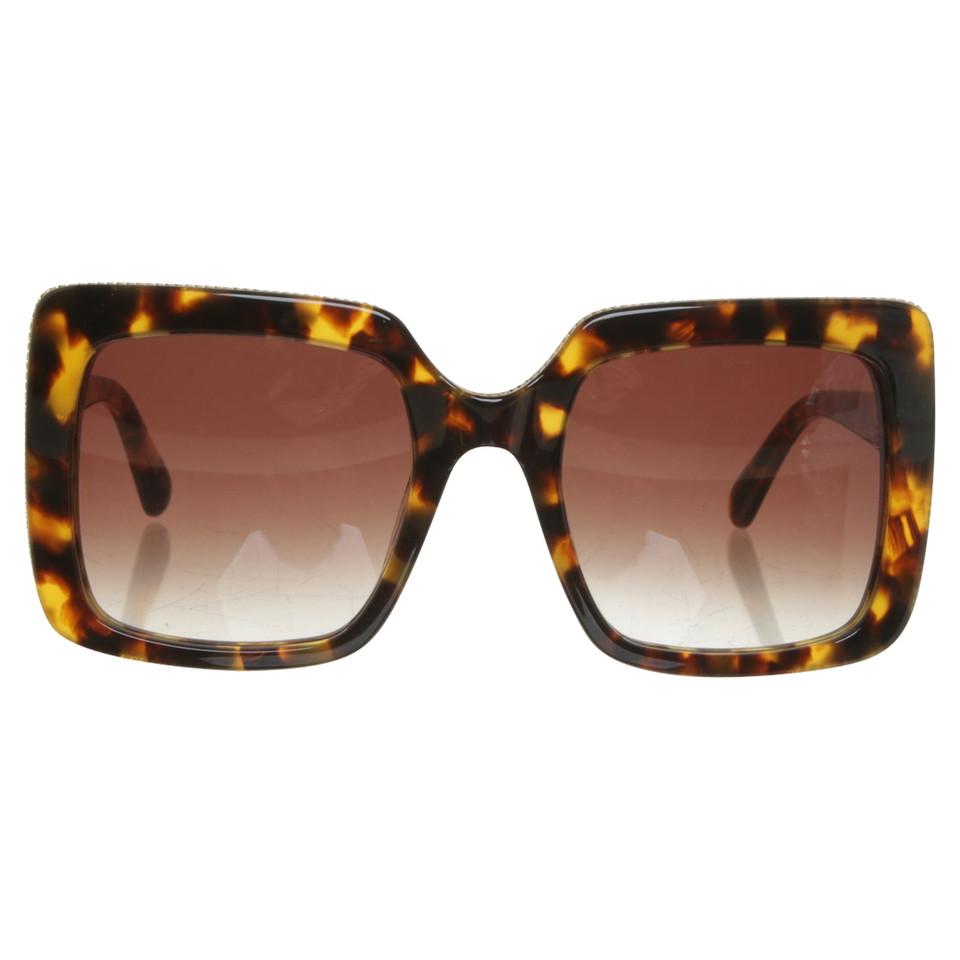 stella mccartney sonnenbrille mit schildpattmuster second hand stella mccartney sonnenbrille. Black Bedroom Furniture Sets. Home Design Ideas