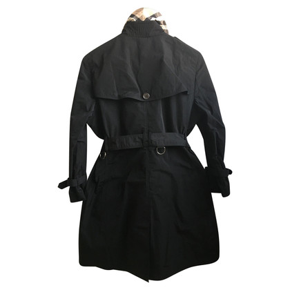 Burberry  Trenchcoat in Schwarz