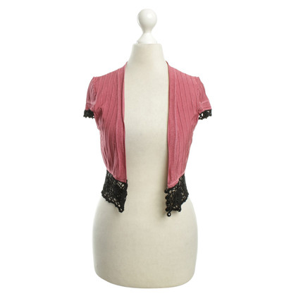 Karen Millen Bolero jacket made of knit
