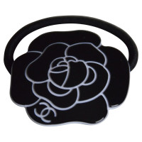 Chanel Zopfband Met Camellia toepassing