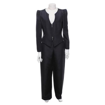Armani Pantsuit in black
