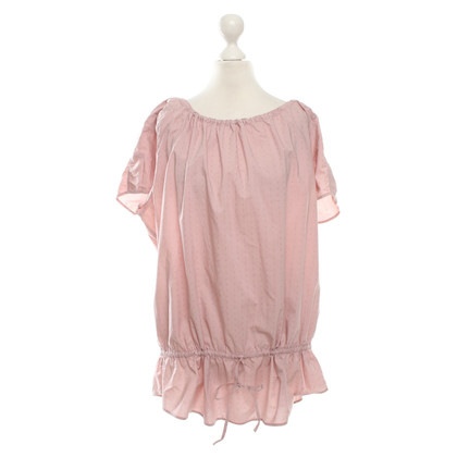 Hugo Boss Bluse in Rosa