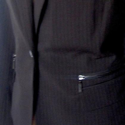 Calvin Klein Pin-stripe Blazer