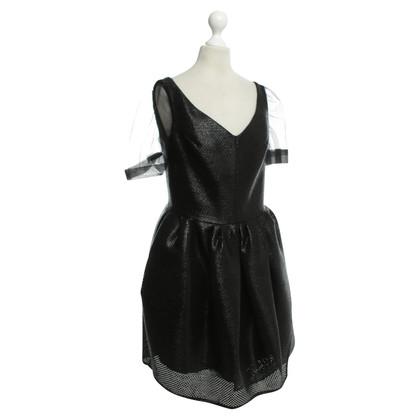Carven Schwarzes Kleid