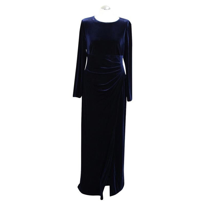 Kleid ralph lauren dunkelblau