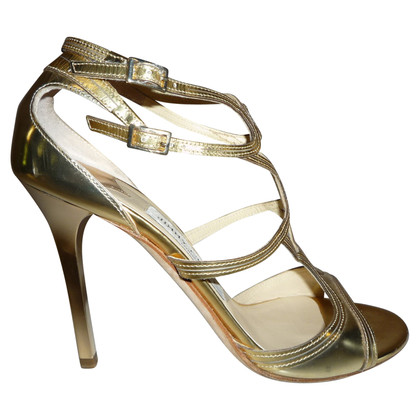 Jimmy Choo 5f592fBE GOUD pumps DOOR JIMMY CHOO