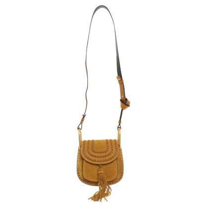 Chloé Small Shoulder Bag Suede