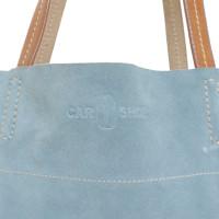 Car Shoe Shopper in blauw