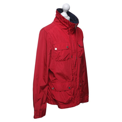 Tommy Hilfiger  Giacca antipioggia in rosso