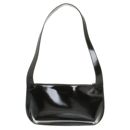 Furla Leather Shoulder Bag
