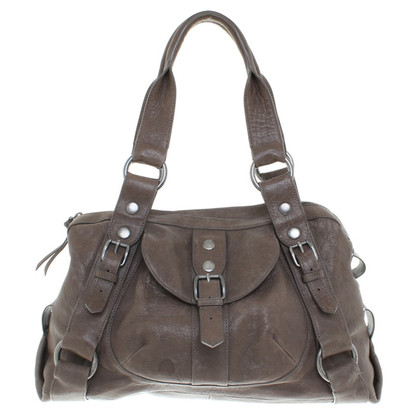 Hugo Boss Handtasche in Taupe