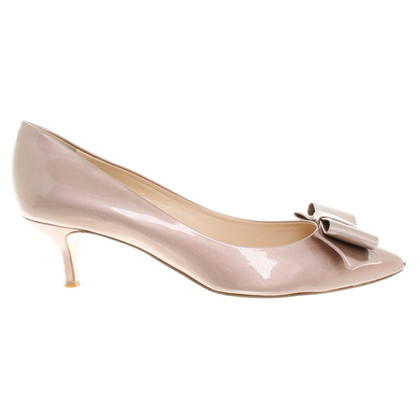 Konstantin Starke Patent leather pumps in pink