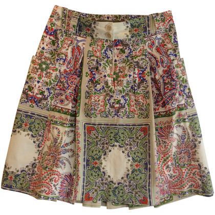 Etro skirt with wrinkles