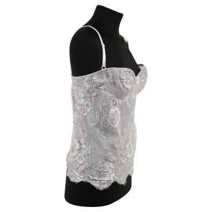 Dolce & Gabbana Top met geborduurd werk