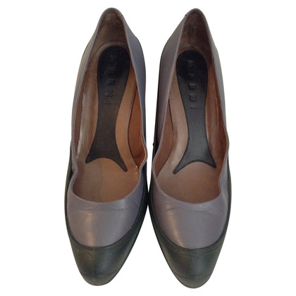 Marni Bicolore pumps