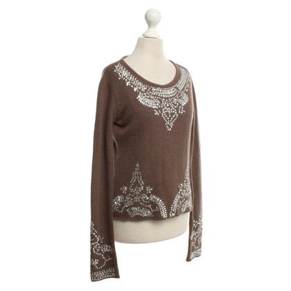 Day Birger & Mikkelsen Knit sweater with jewelry