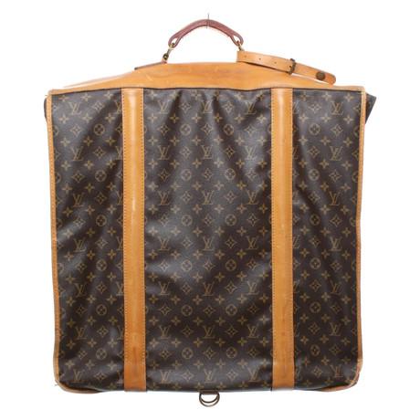 Billig Verkauf 100% Authentisch Louis Vuitton Kleidersack aus Monogram Canvas Braun Rabatt Kosten Günstig Kaufen 8RqDimKID
