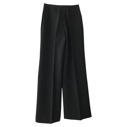 Cacharel pantaloni di lana in nero