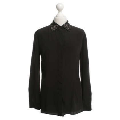 Prada Silk blouse in black