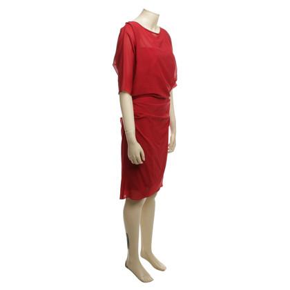 Talbot Runhof Dress in Red