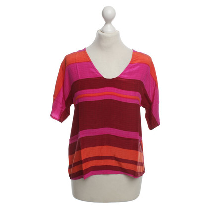 Antik Batik Top Striped