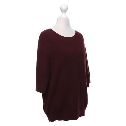 Cos Sweater in Bordeaux