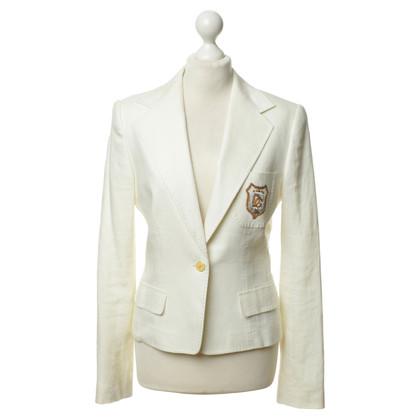 Dolce & Gabbana Giacca con logo-emblema