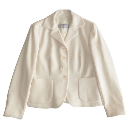 Max Mara Blazer in Off-White