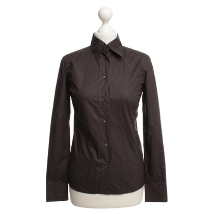 Gucci Blouse in dark brown
