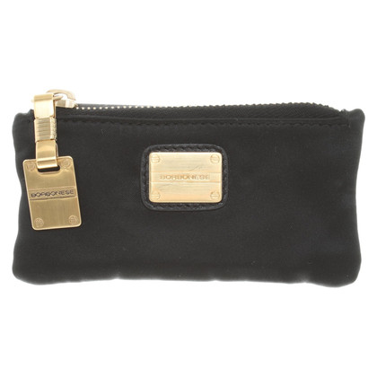 Borbonese key holder in black