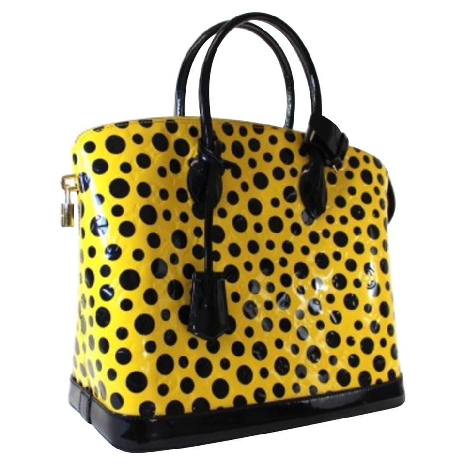 "Louis Vuitton ""Lockit"" by Kusama Limited Edition"