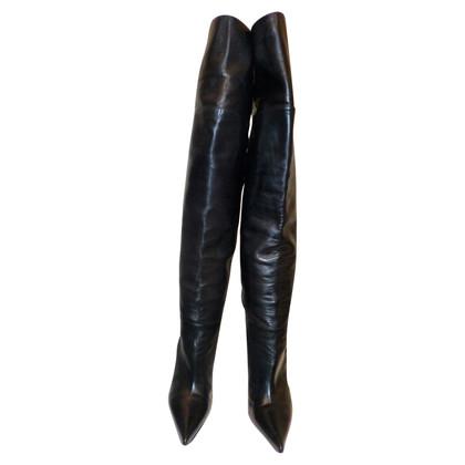 Casadei Overknee boots