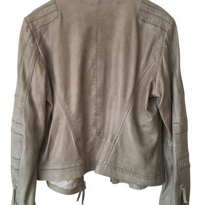 Hugo Boss Jacket made of leather