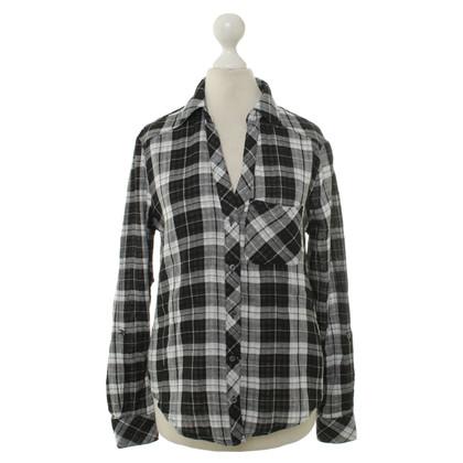 Joie Shirt in zwart/wit