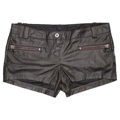 Patrizia Pepe shorts sz 42 en faux leather