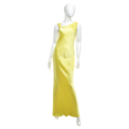 Emanuel Ungaro Dress in yellow