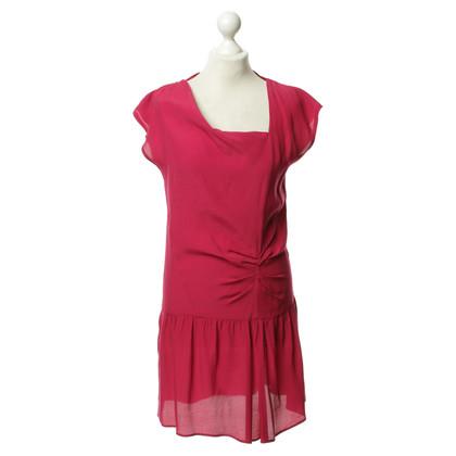 Comptoir des Cotonniers Kleid mit Raffungen