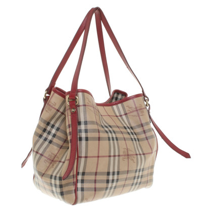 Burberry Handbag with Nova-Check pattern