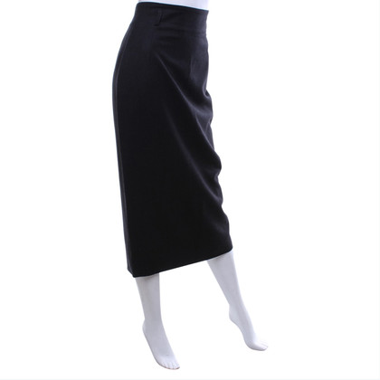 Strenesse Pencil skirt made of new wool